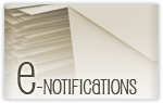 e-Notifications