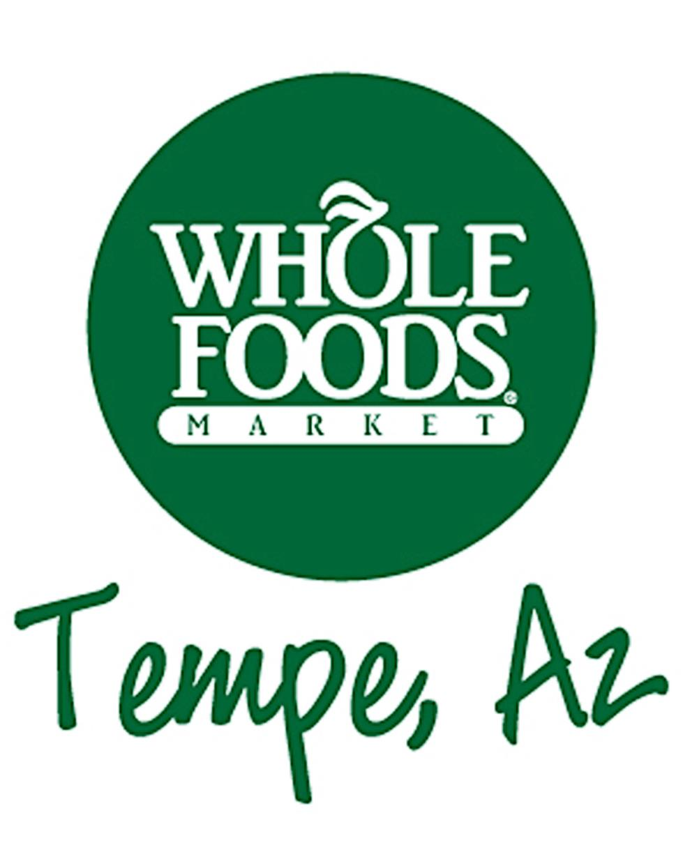 WHOLE FOODS TEMPE BEST LOGO