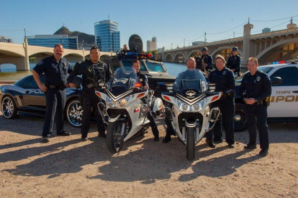 Tempe PD Accepting Officer Applications Aug 4-18