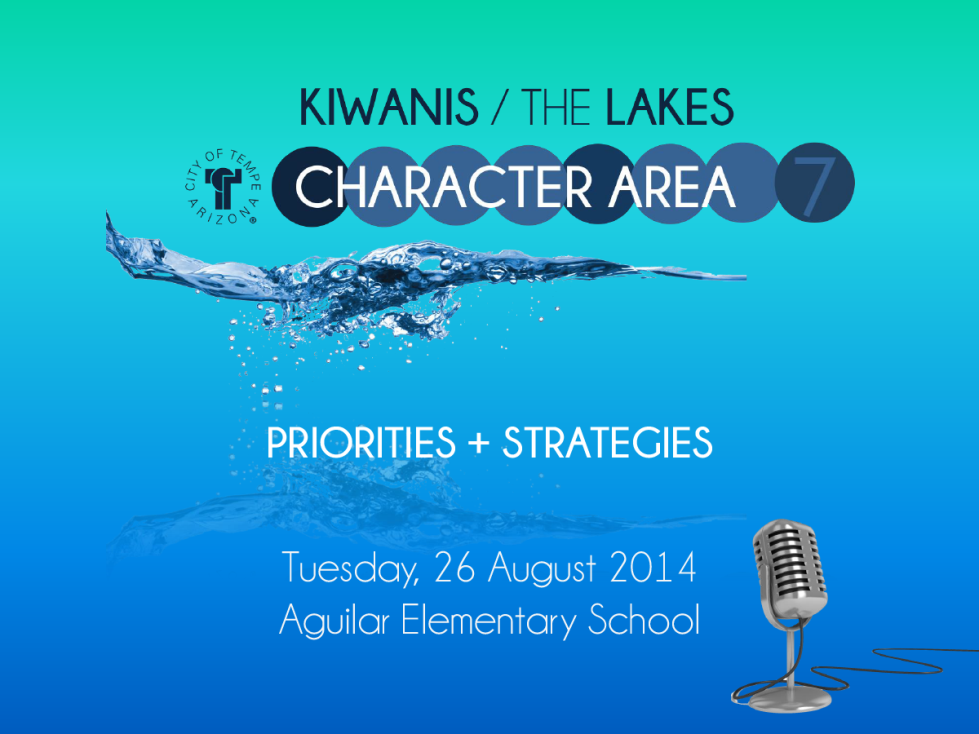 CA7 Priorities and Strategies Workshop [26and27AUG2014]