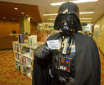 darth with library card web