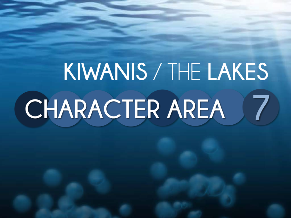 Kiwanis - The Lakes badge