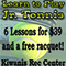 FREE tennis racquets for Learn to Play participants
