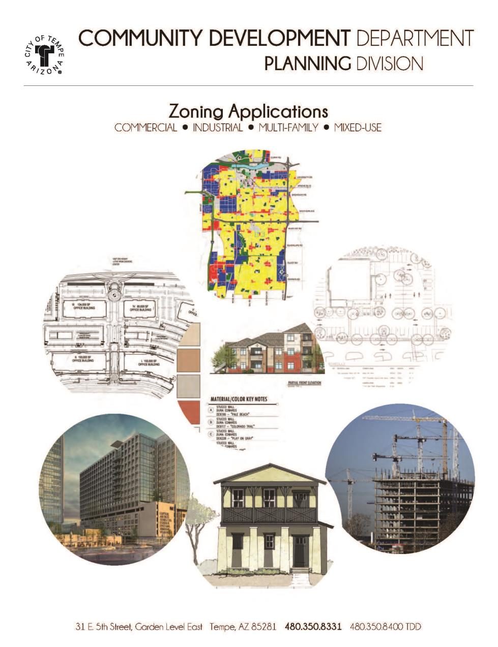 Zoning Cover