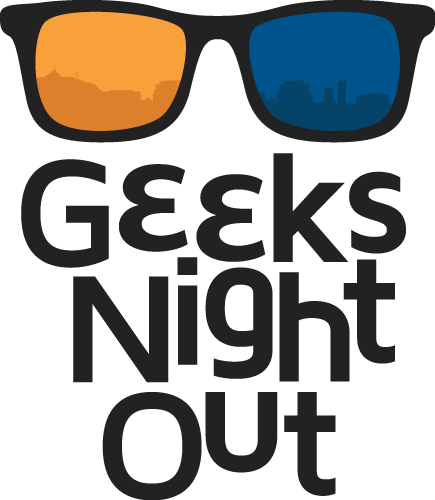 Geeks Night Out Logo 2016