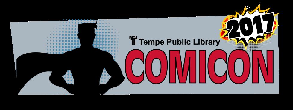 2017 Comicon Logo