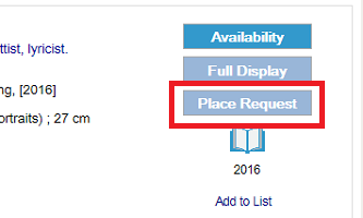 Place Request Button Screenshot