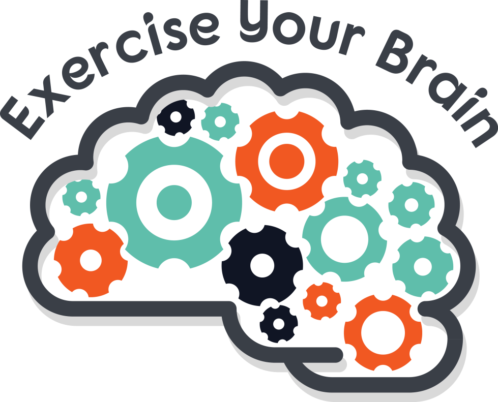 Exercise Your Brain logo