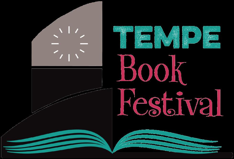 Tempe Book Festival logo