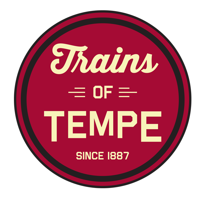 Museum Trains Exhibit logo
