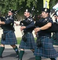 Volunteer Pipe Band 3