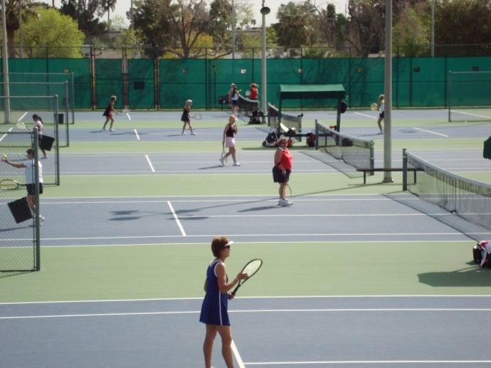 Tennis Ladies League