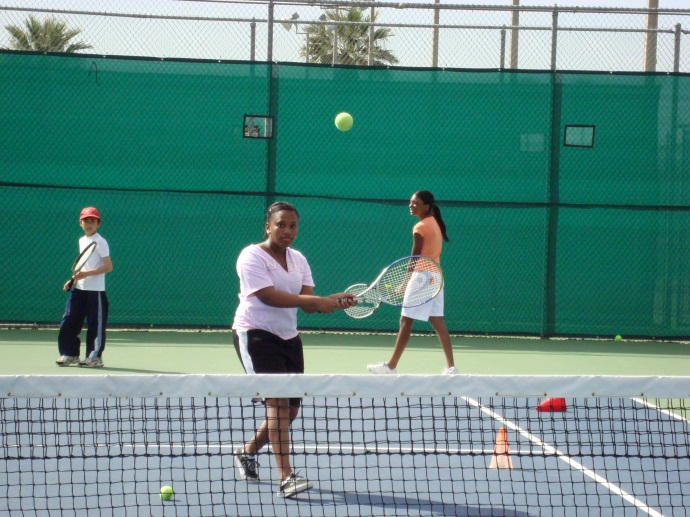 Tennis Junior Lessons