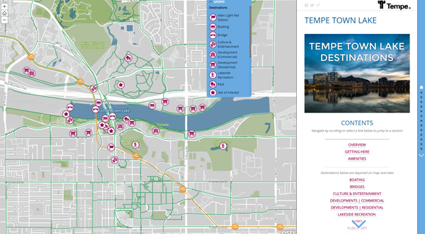 Town Lake Map sized for web