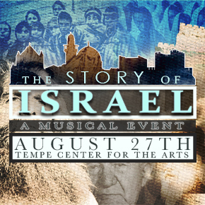 The Story of Israel_290 x 290