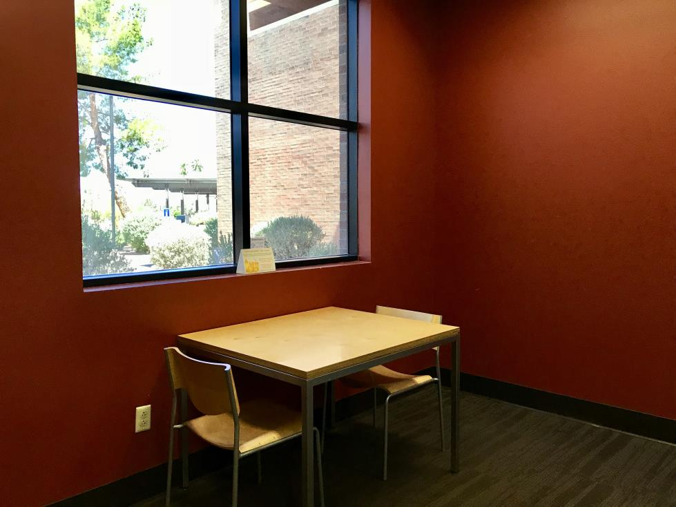 Tempe Public Library Study Room 3