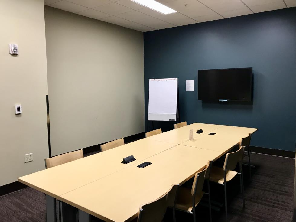 Tempe Library Study Rooms