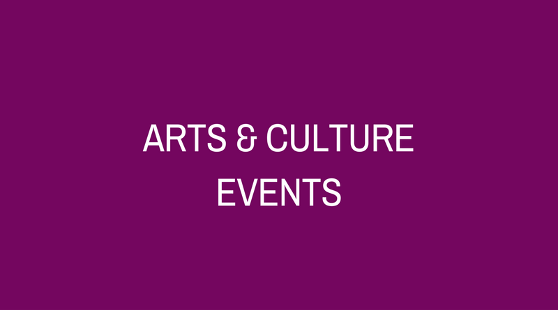 Arts & Culture Events