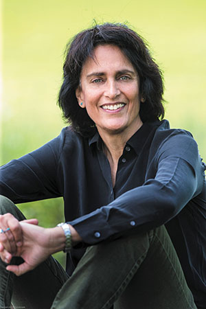 Author Sue Halpern