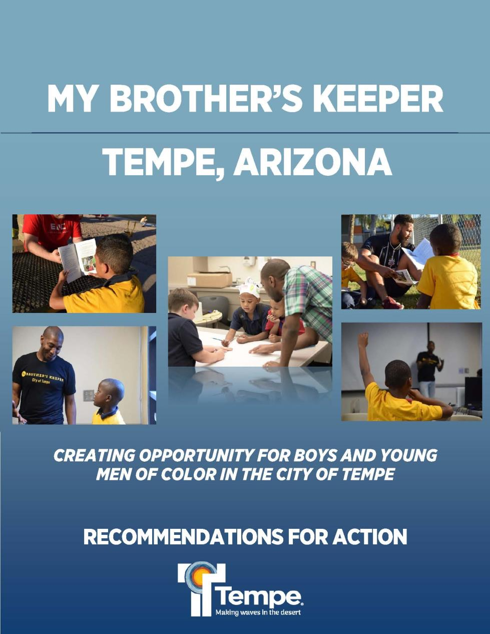 Tempe MBK Local Action Plan 12.2017