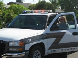 Traffic Enforcement Aide