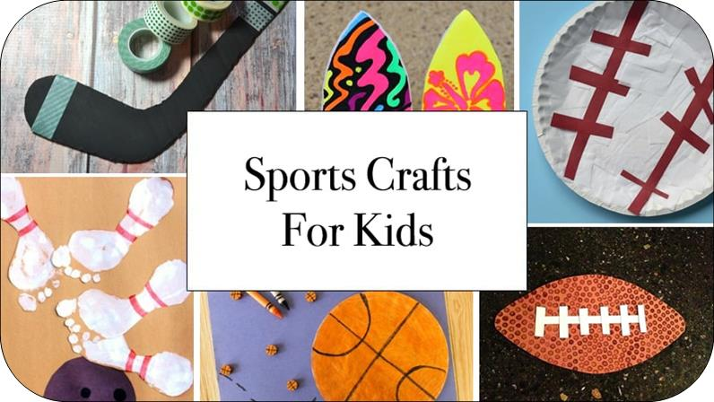 Sports Craft for Kids