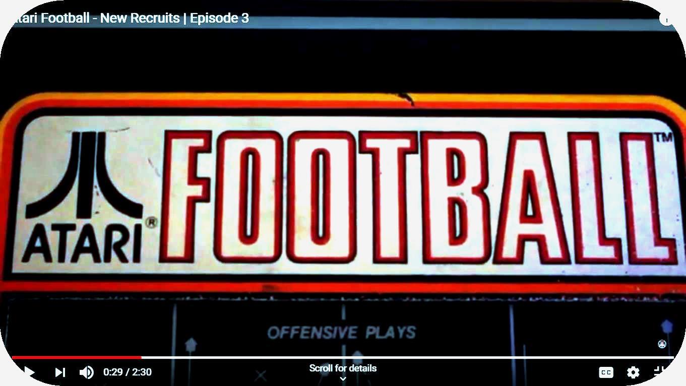 Atari Football logo