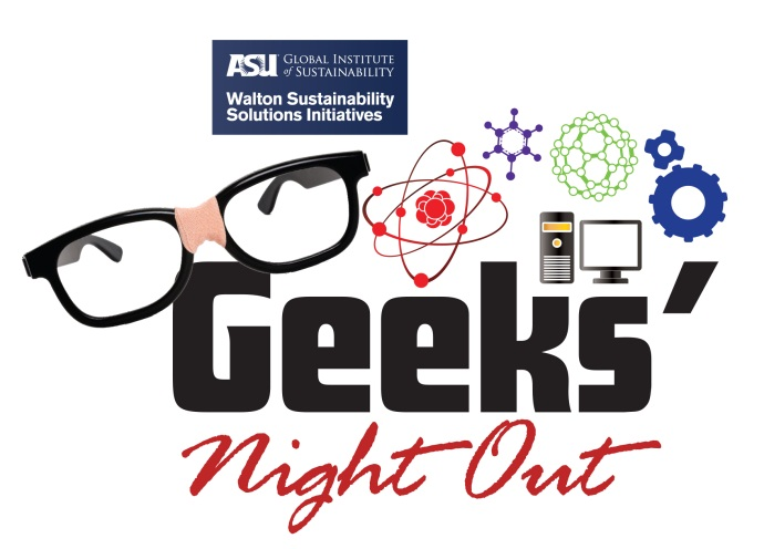 Geeks' Night Out logo