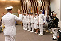Arizona State University NROTC: Six Ensigns Commissioned