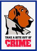mcgruff crime fighting dog logo