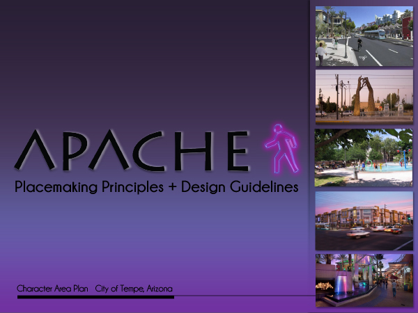 Apache Character Area Plan [cover]