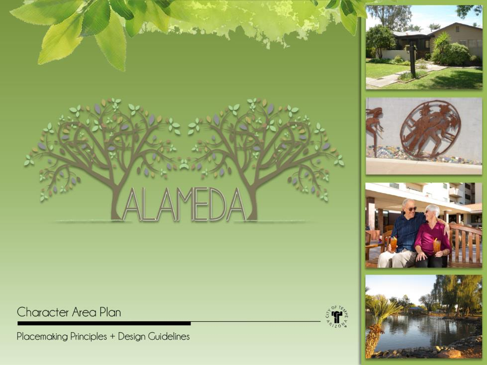 Alameda Character Area Plan