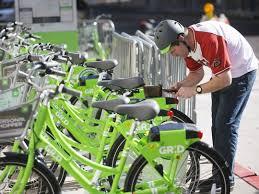 GRID Bike Share   City of Tempe, AZ