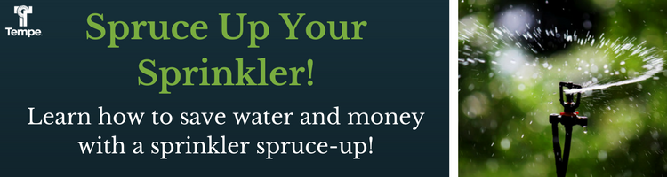 Spruce Up Your Sprinkler-Banner