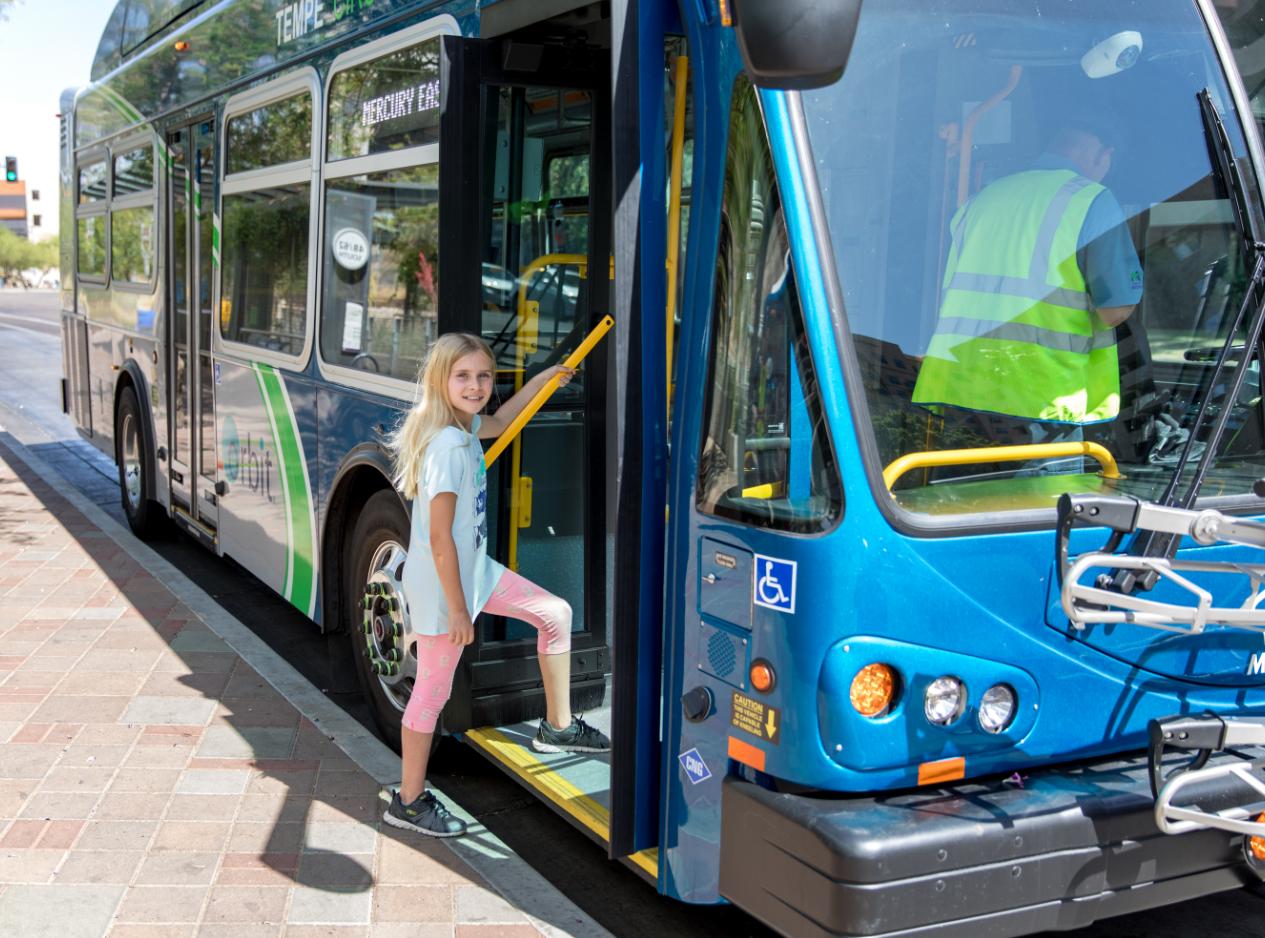 Youth Transit Pass Program   City of Tempe, AZ