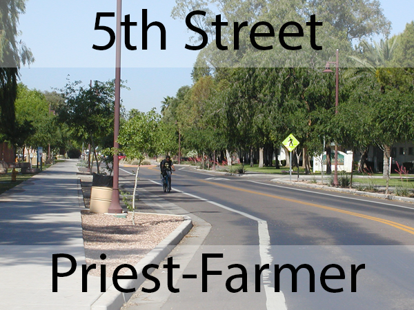 5th Street Priest-Farmer Streetscape