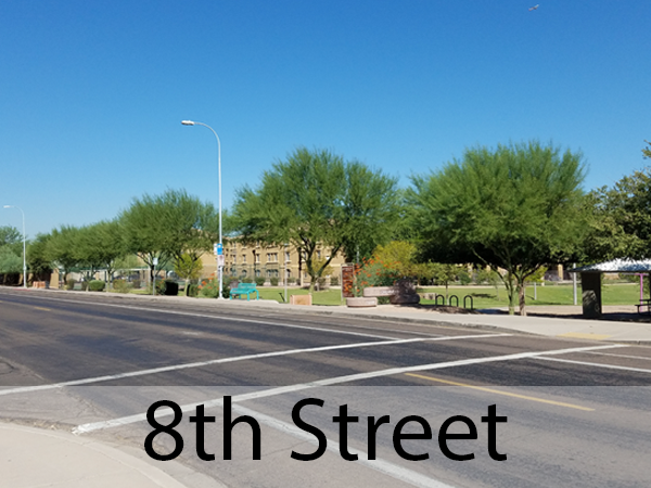 8th Street Streetscape