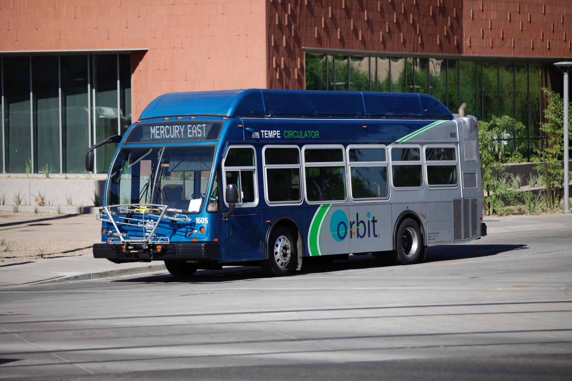 Orbit Free Neighborhood Circulator Shuttle | City of Tempe, AZ