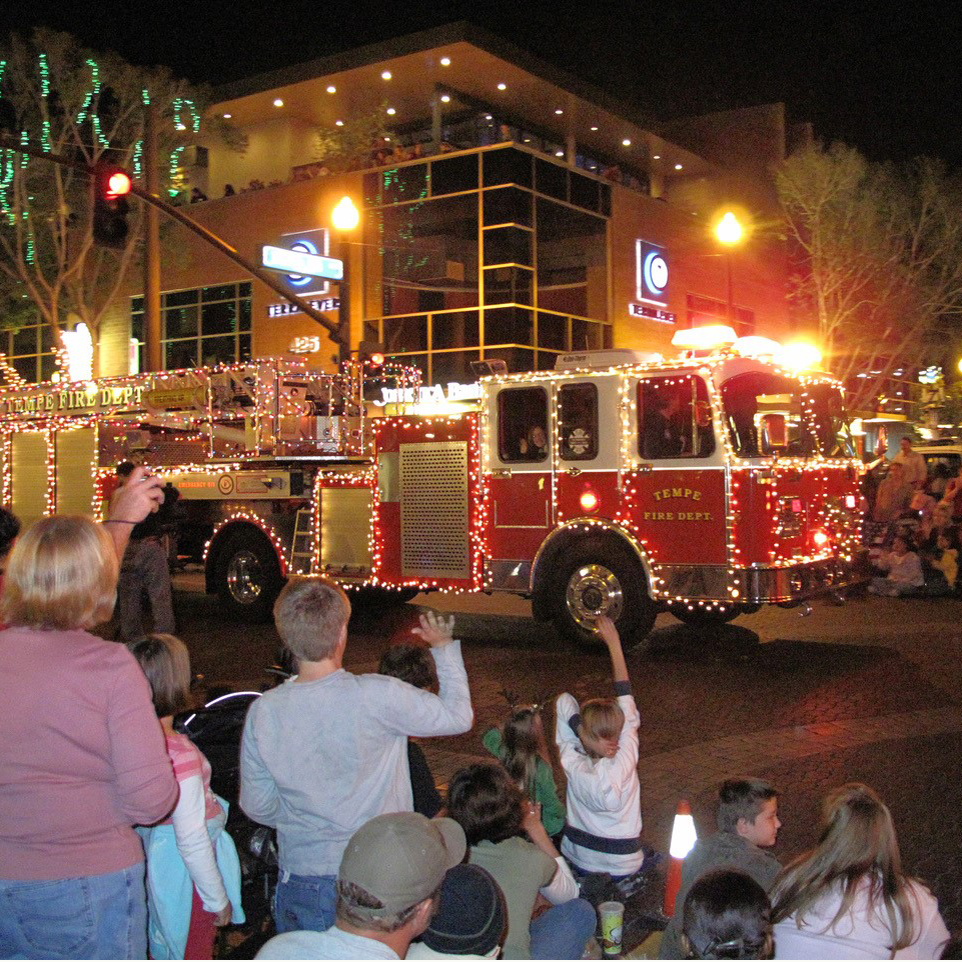 'Tis the season for Tempe holiday festivals and parades