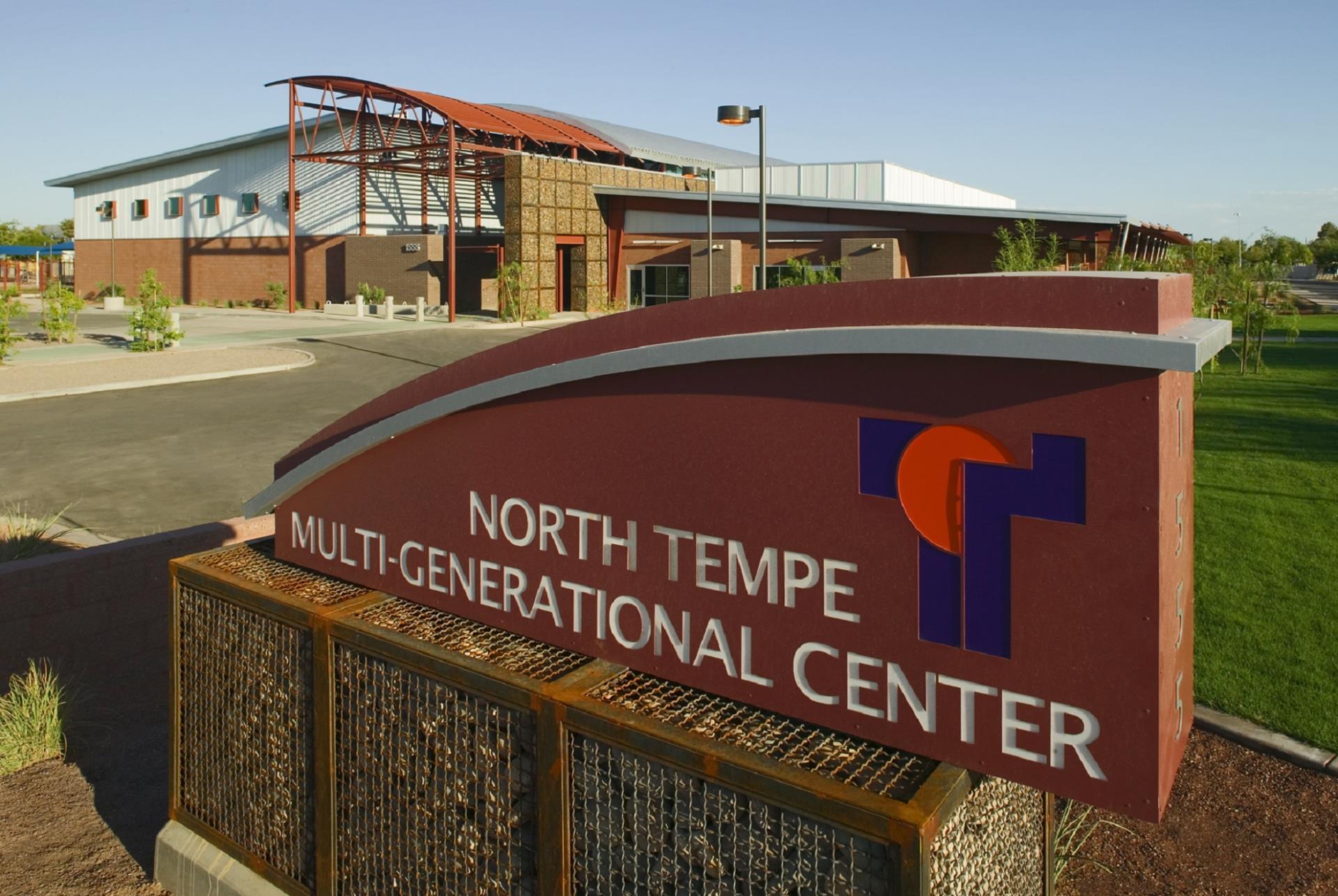 North Tempe Multi Generational Center City Of Tempe Az