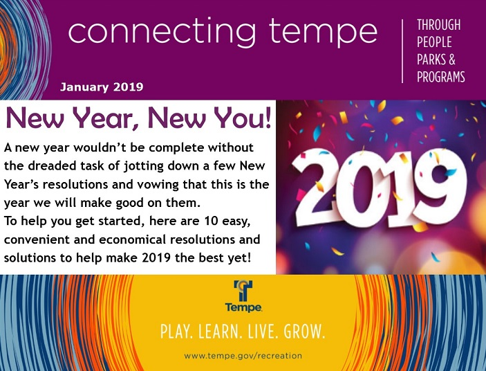 New Year New You 2019 mini