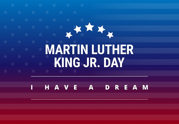 City of Tempe Martin Luther King Jr. Day schedule