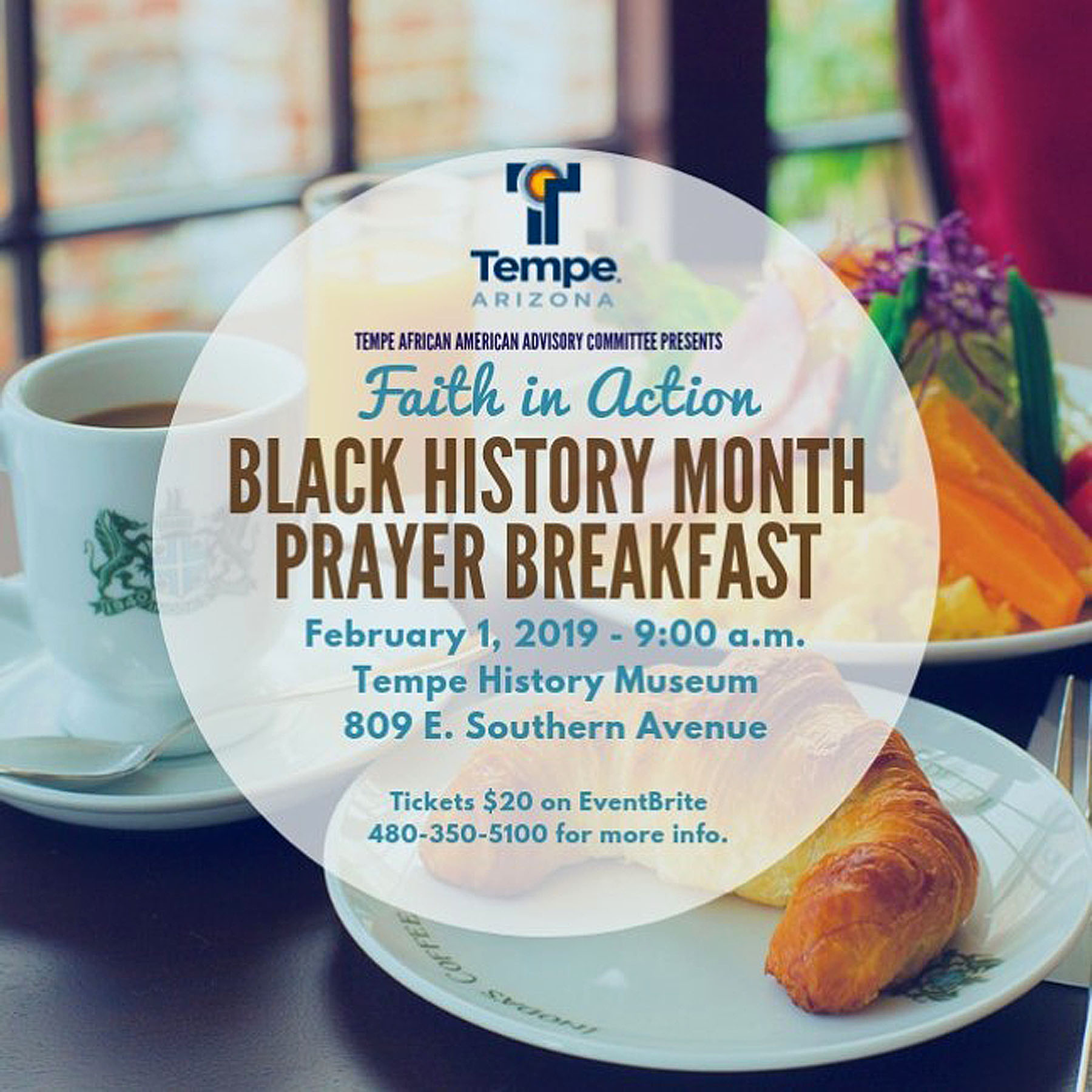 Feb 1 BHM breakfast