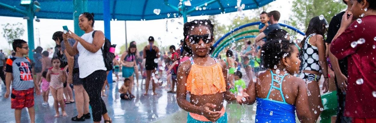 Pools And Splash Play City Of Tempe Az