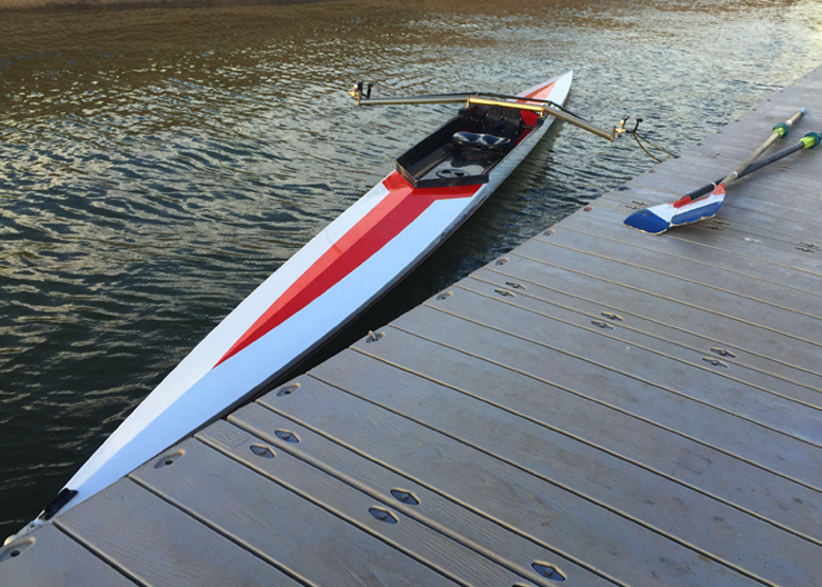 rowing 740
