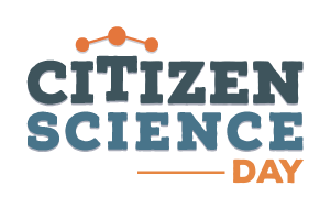 citizen science day graphic