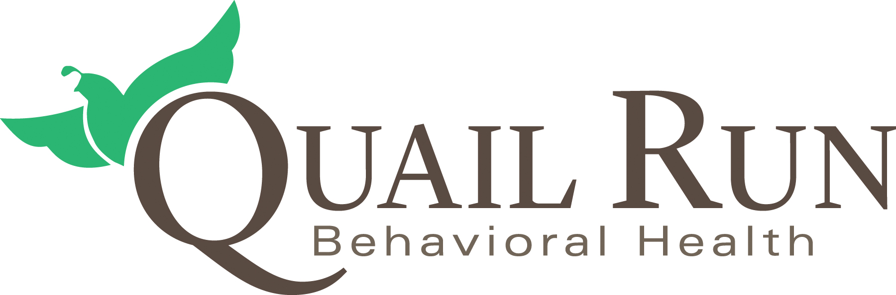 Quail run behavioral health logo