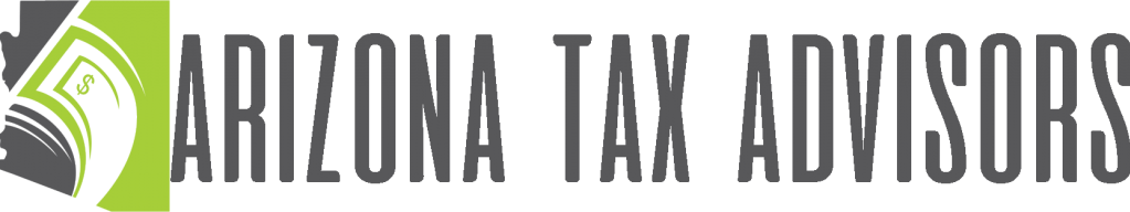 arizona-tax-advisors-logo-with words-across