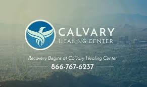 Calvary Healing Center logo