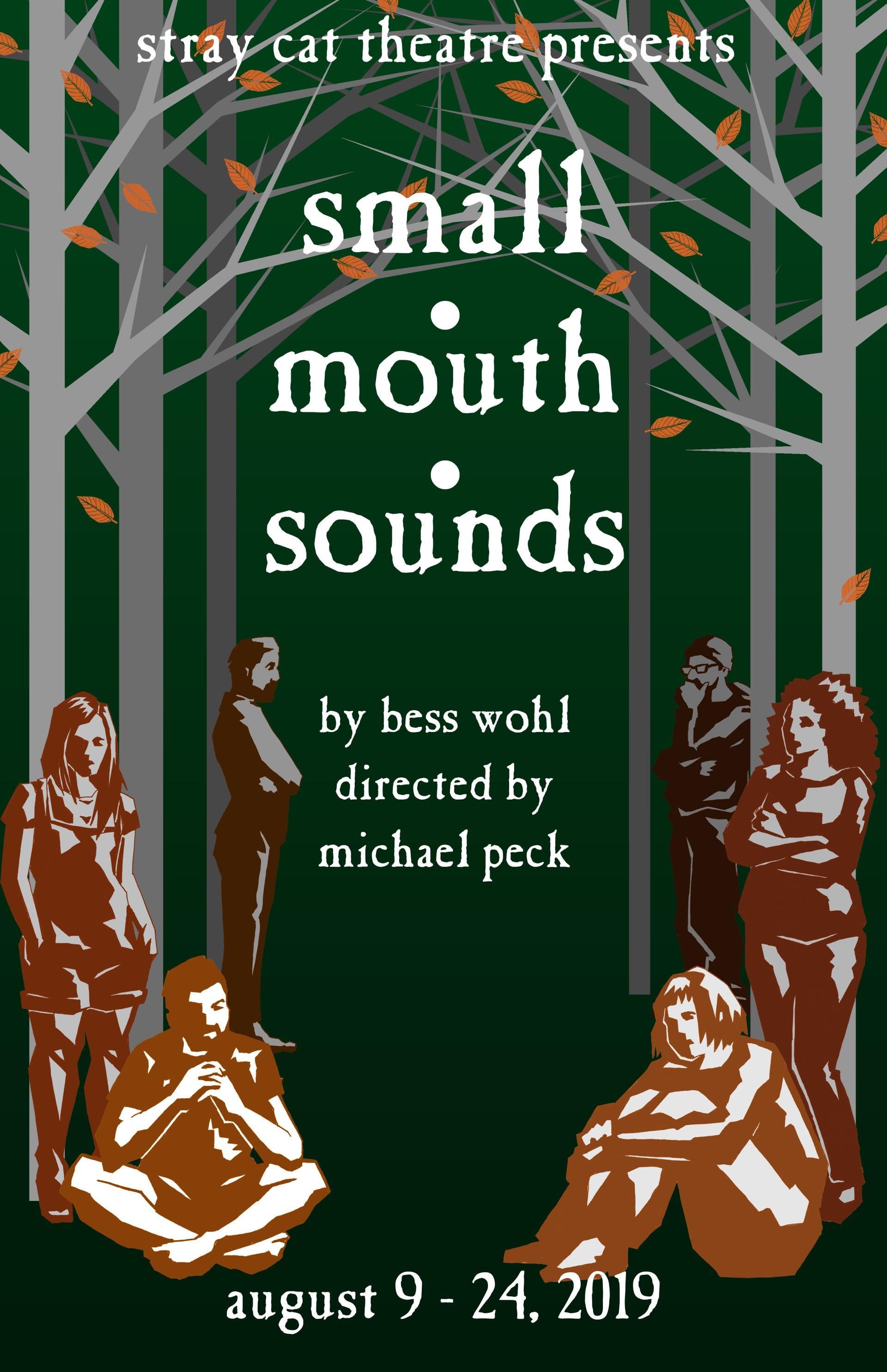 Small Mouth Sounds poster FINAL